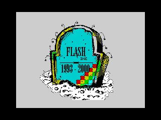 Flash RIP (Flash RIP)