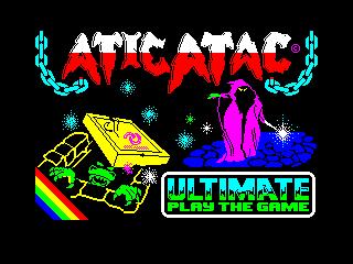 Atic Atac (Atic Atac)