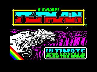 Lunar Jetman (Lunar Jetman)