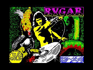 Rygar (Rygar)