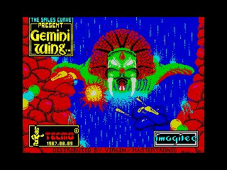 Gemini Wing  (Gemini Wing )
