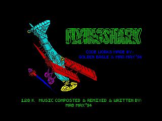 Flying Shark (Flying Shark)