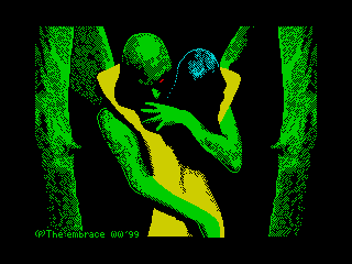 The Embrace (The Embrace)