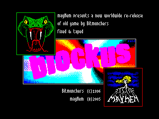 Blockus (re-release) (Blockus (re-release))