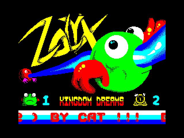 zolyx intro