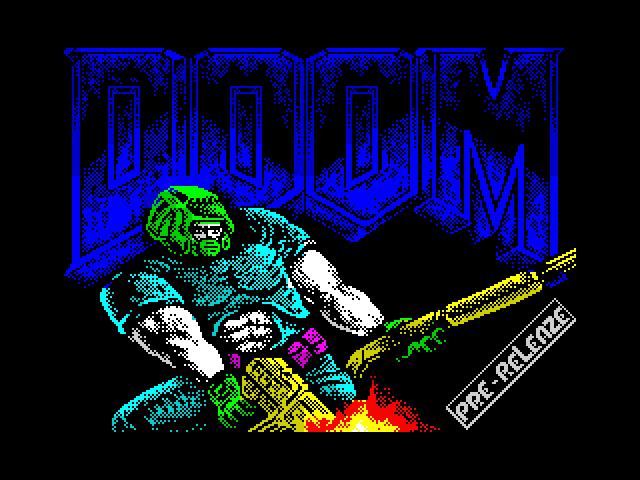 Doom 7 title prerelease