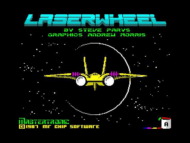 Lazer Wheel