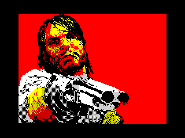 ZX Red Dead Redemption 3