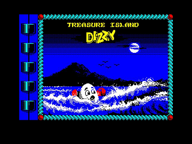 Treasure Island Dizzy