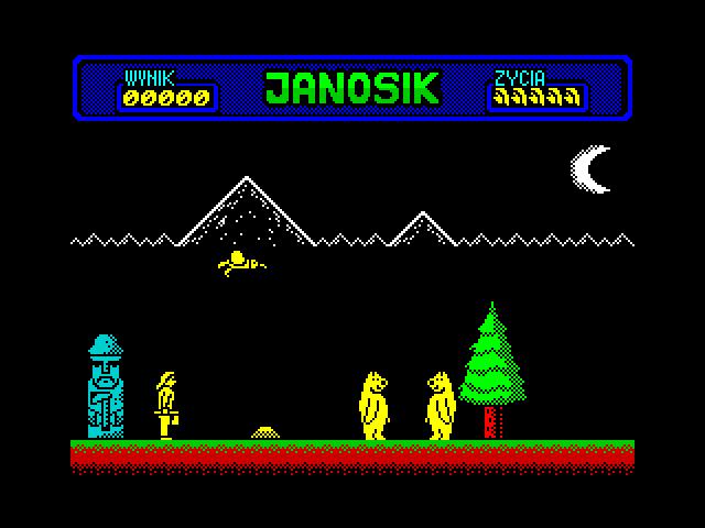 Janosik (in game)