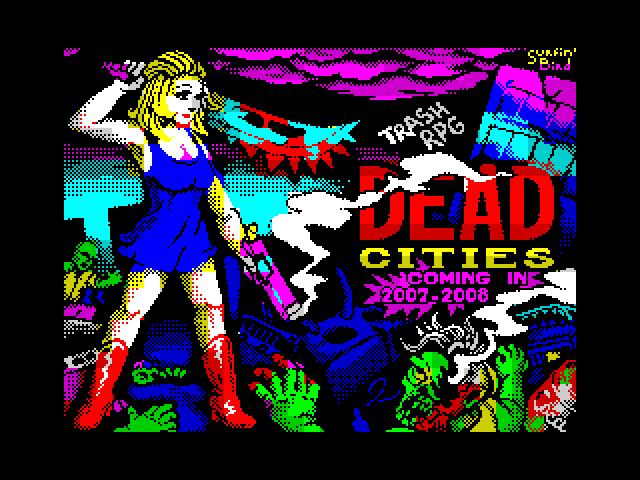 Dead cities promo