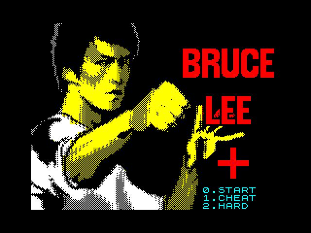 Bruce Lee +