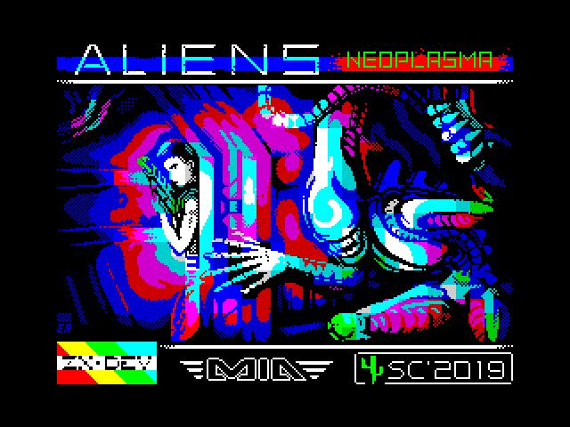 Aliens: Neoplasma