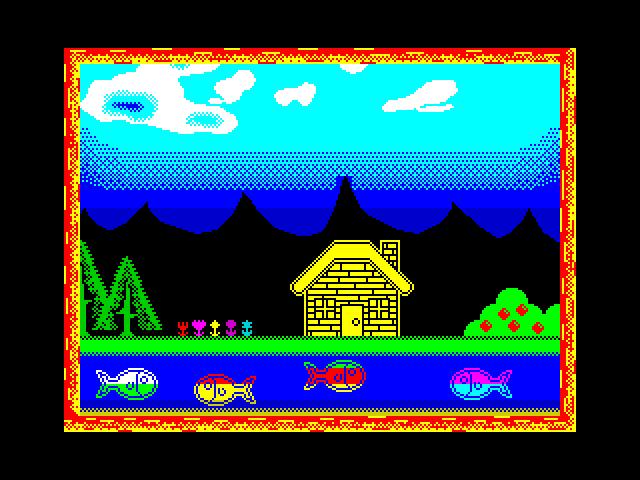 ZX Spectrum Painting