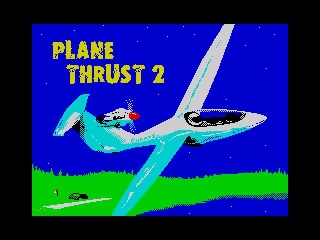 Plane Thrust 2