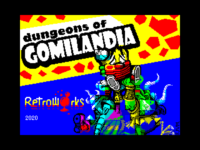 Dungeons of Gomilandia