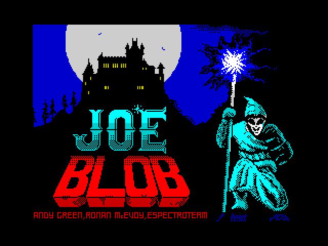 Joe Blob