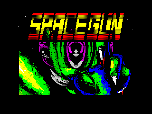 Space Gun