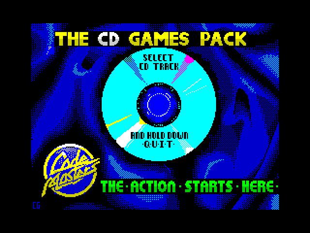 The CD Games Pack