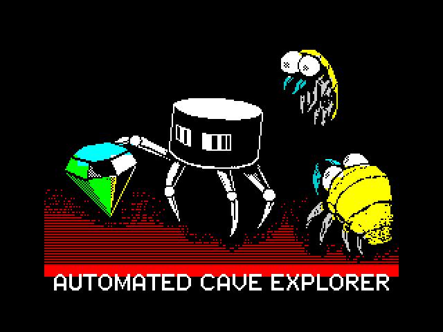 Automated Cave Explorer