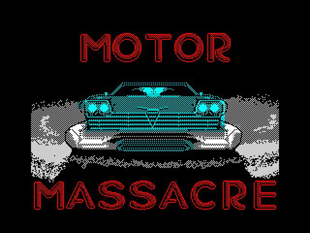 Motor Massacre