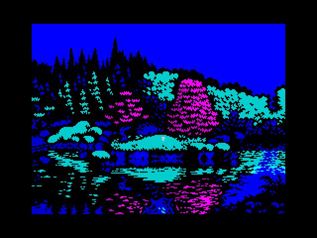 Neon Lake