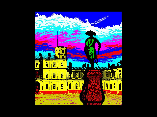 Павел и дворец