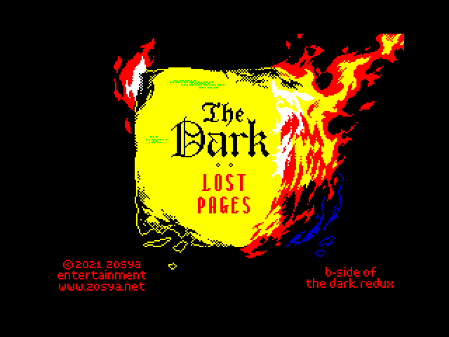 The Dark: Lost Pages