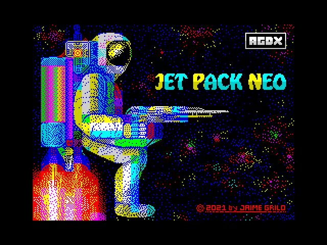Jet Pack Neo