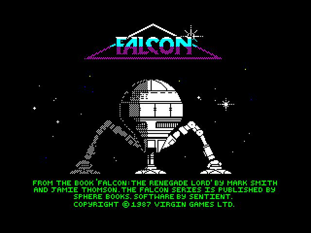 Falcon: The Renegade Lord