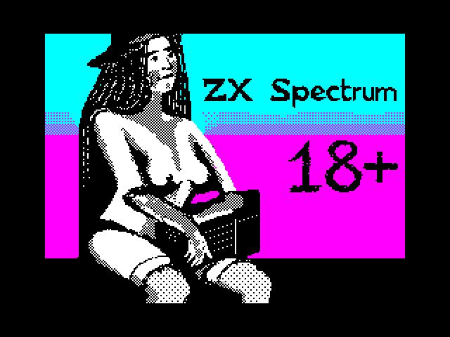 ZX Spectrum 18+