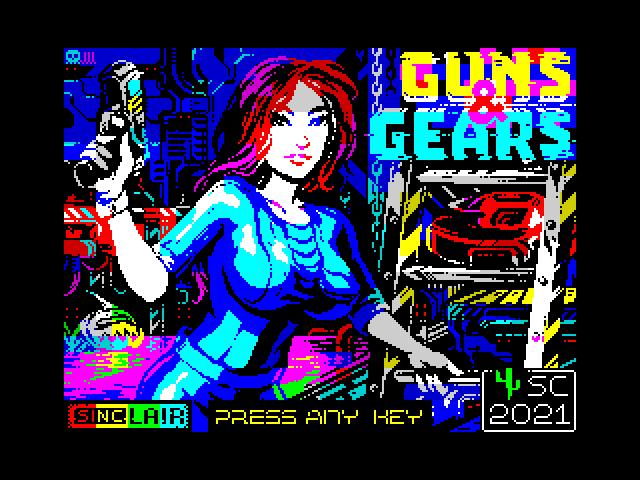 """Guns & Gears"""