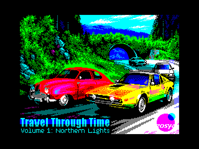 Travel Through Time Volume 1: Northern Lights