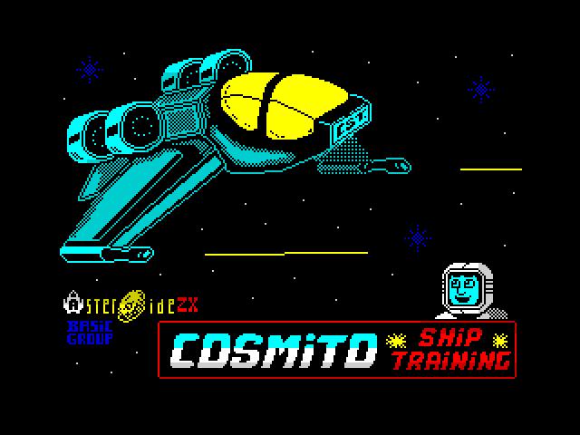 Cosmito Ship Training