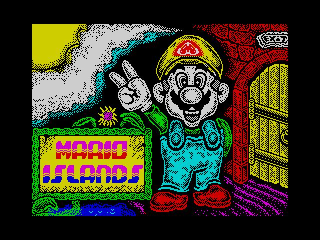 Mario Island