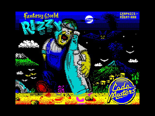 Fantasy World Rizzi