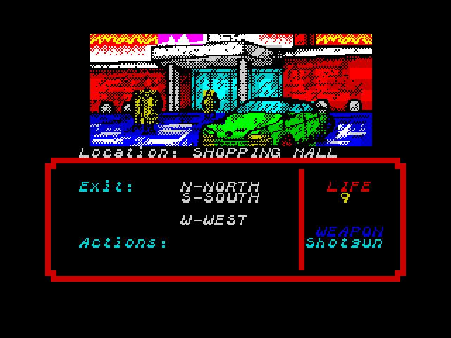 Zombi Terror 2 - Shopping Mall