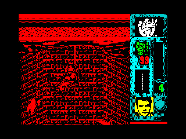 Ghostbusters II level 1 ingame 1