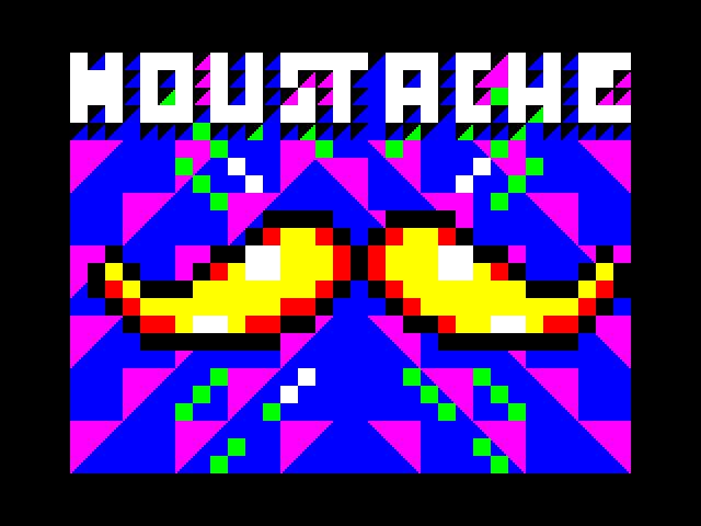 ZX-Moustache
