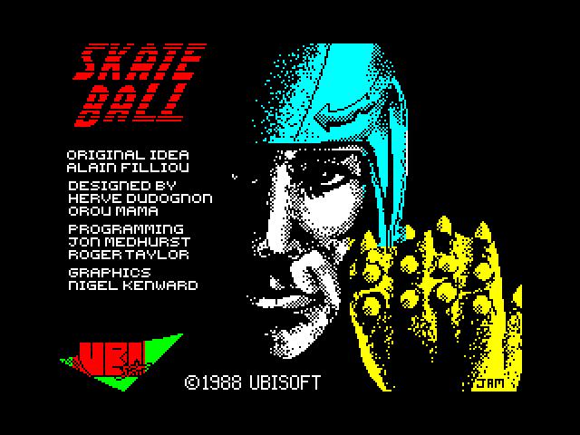 Skateball
