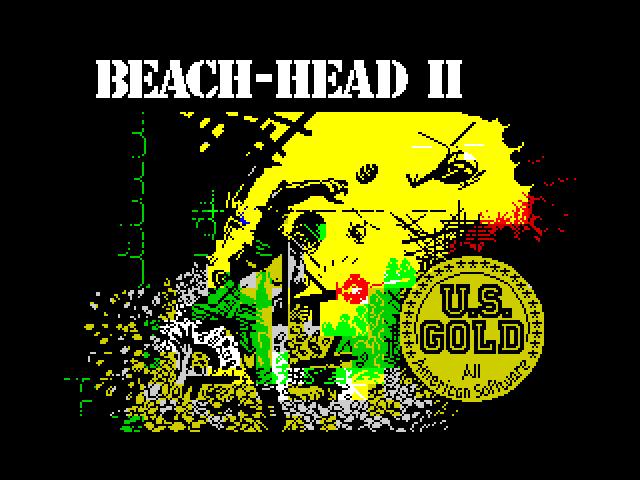 Beach-Head II