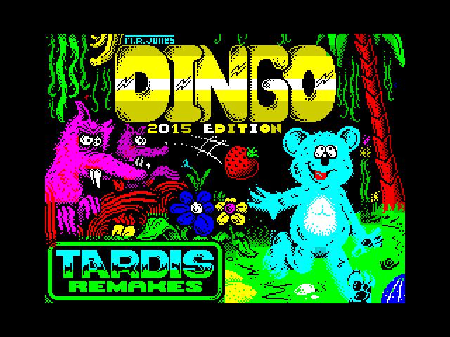 Dingo 2015 edition