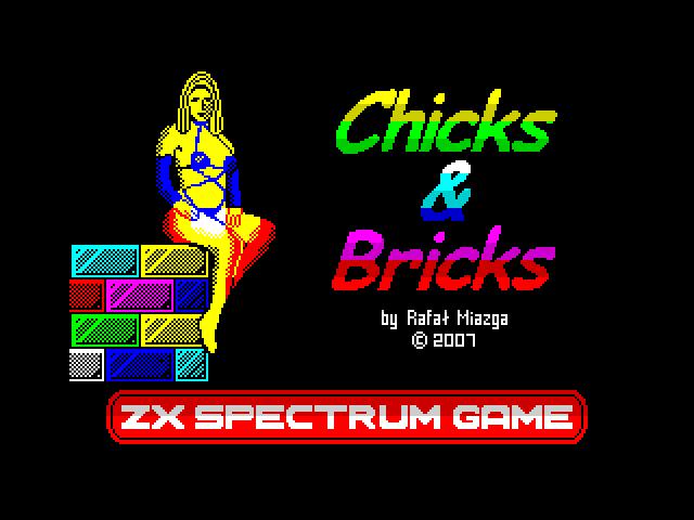 Chicks&Bricks