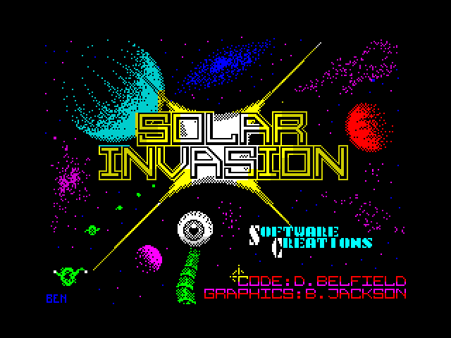 Solar Invasion