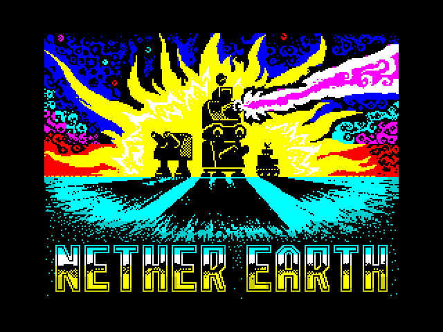 Nether Earth