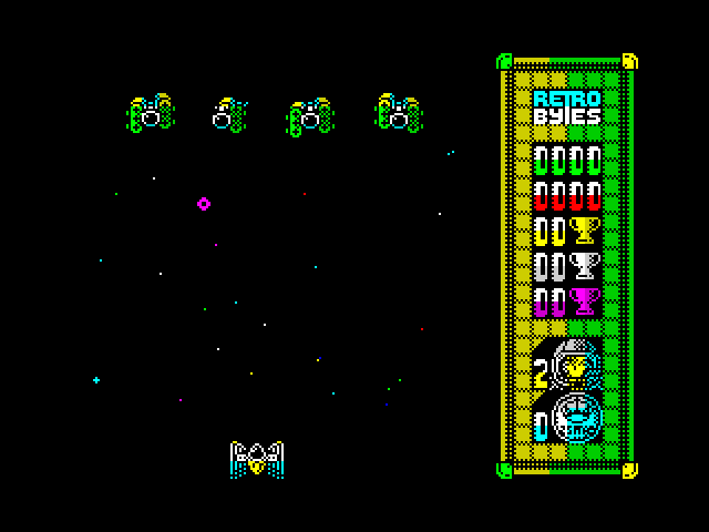 ZX Destroyer in game