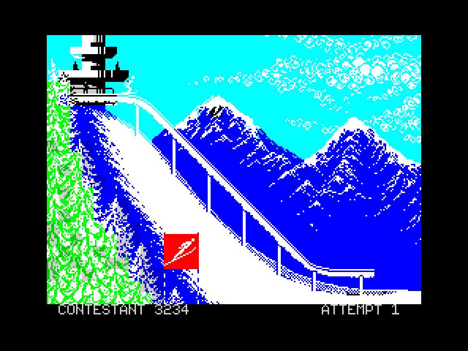 Winter Games 1