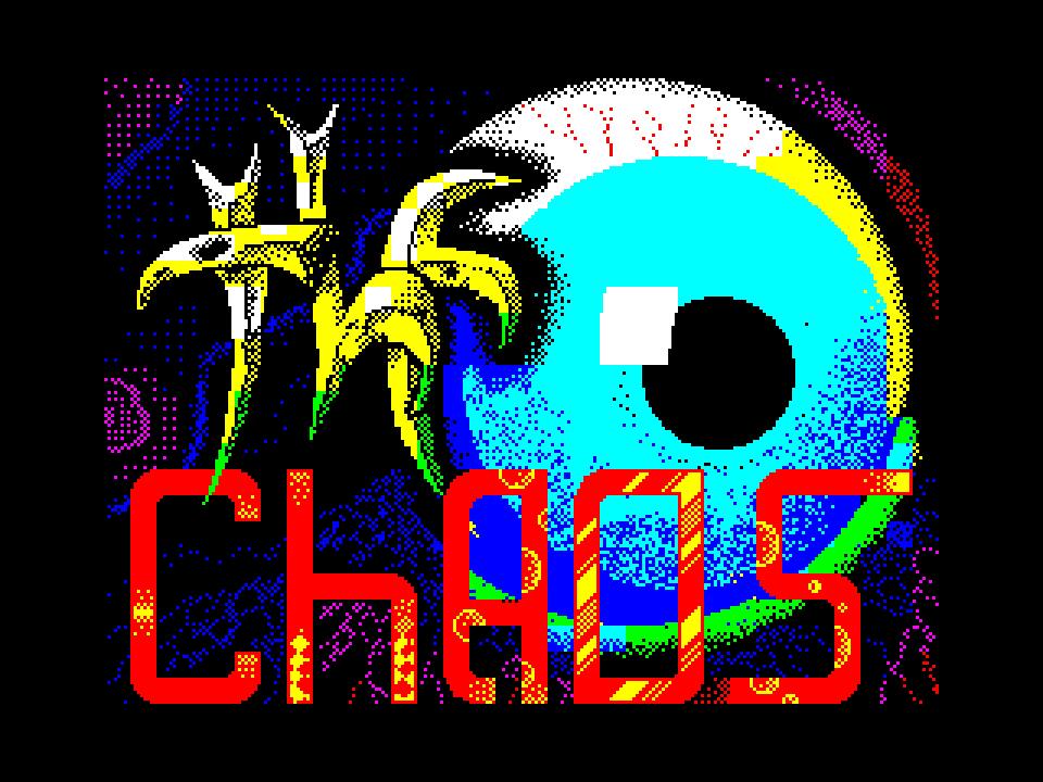 The Chaos Eye