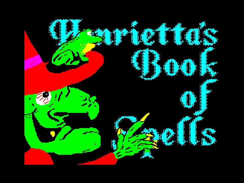 Henrietta's Book of Spells