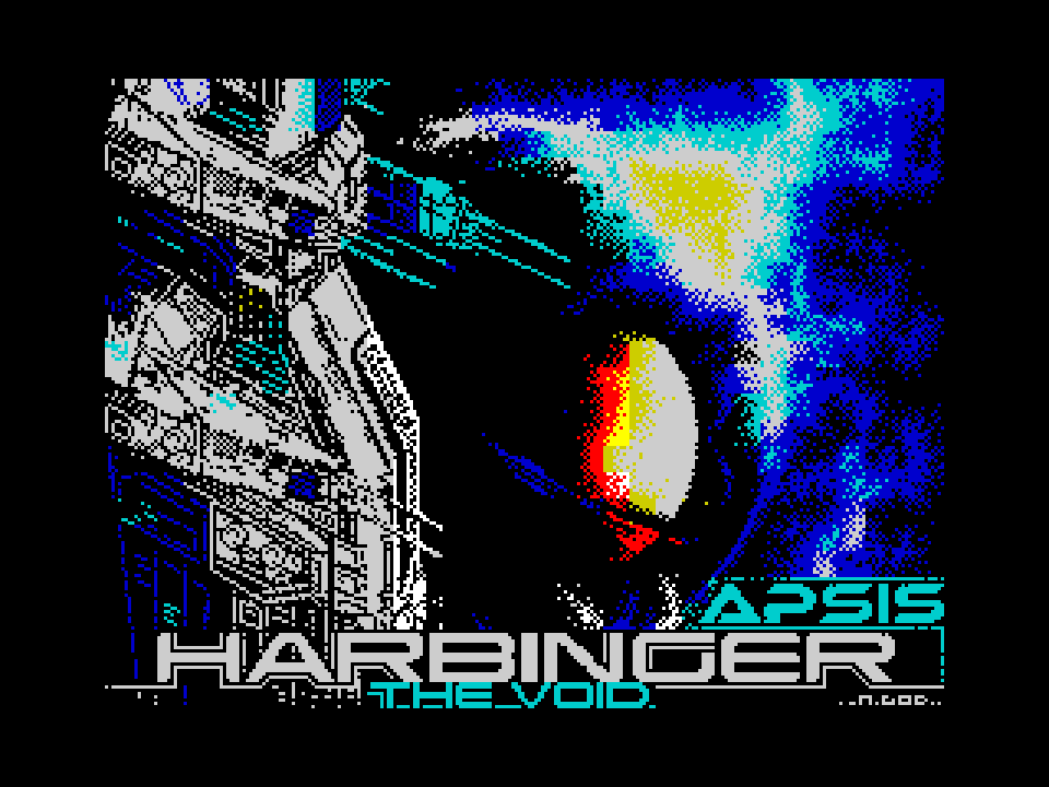 Harbinger. The Void. Side B